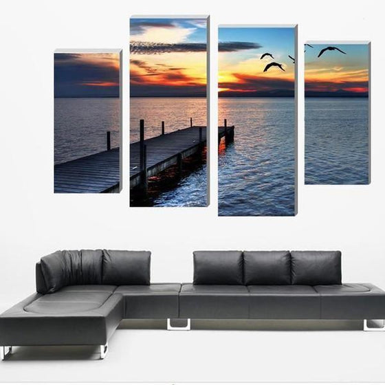 Best Sunrise Wall Art Ideas