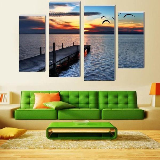 Best Sunrise Wall Art Print