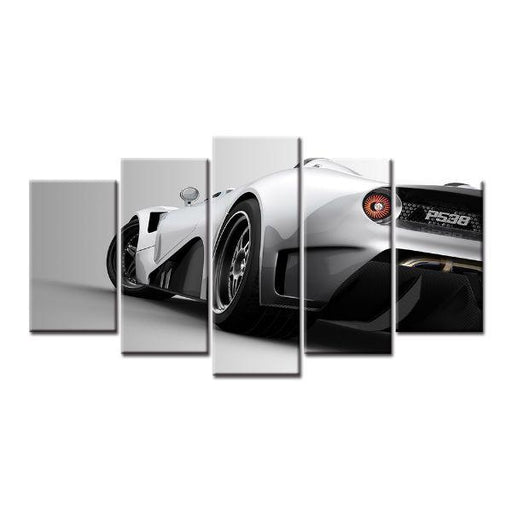 Bizzarrini P538 Canvas Wall Art