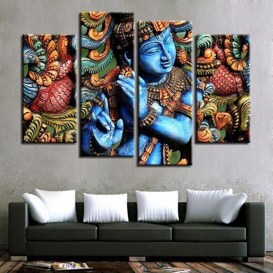 Buddha Quotes Wall Art Canvas