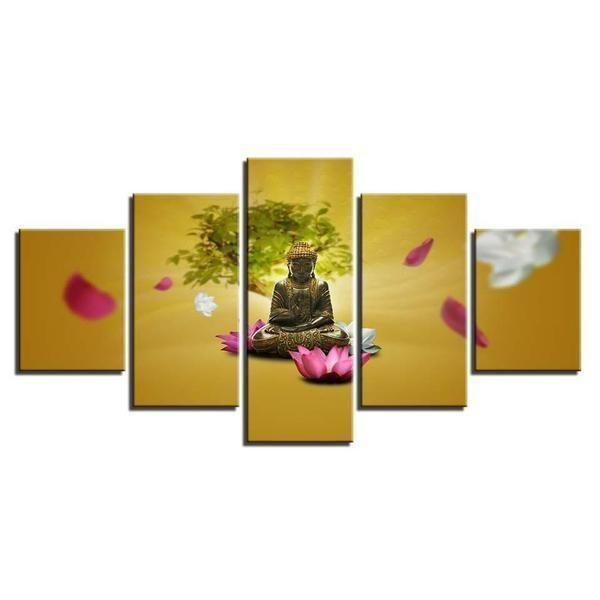 Buy Buddhism Wall Art Prints