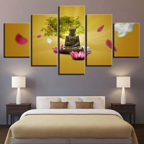 Buy Buddhism Wall Art