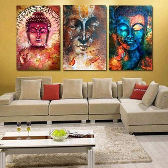 Canvas Wall Art Buddha Canvas