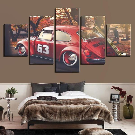 Car Pictures Wall Art Canvas