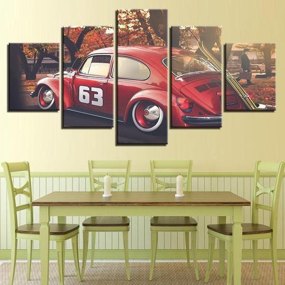 Car Pictures Wall Art Canvases