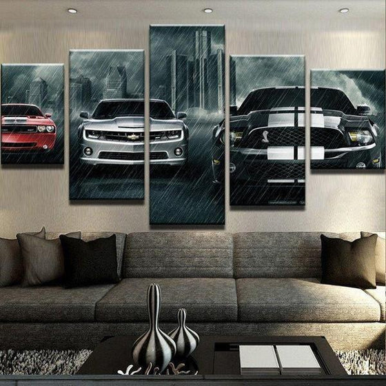 Car Pictures Wall Art Print
