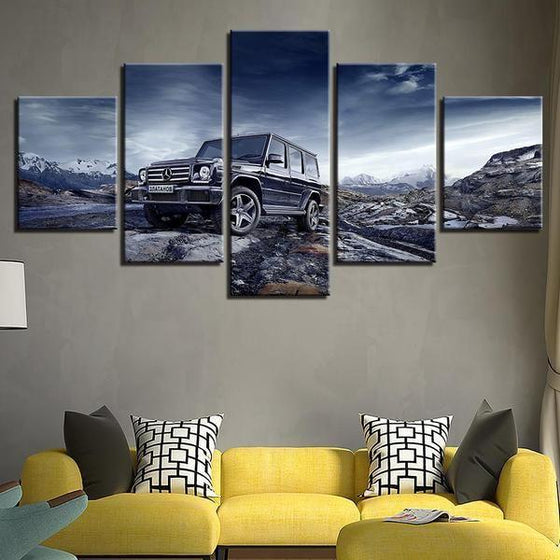 Car Themed Wall Art Ideas