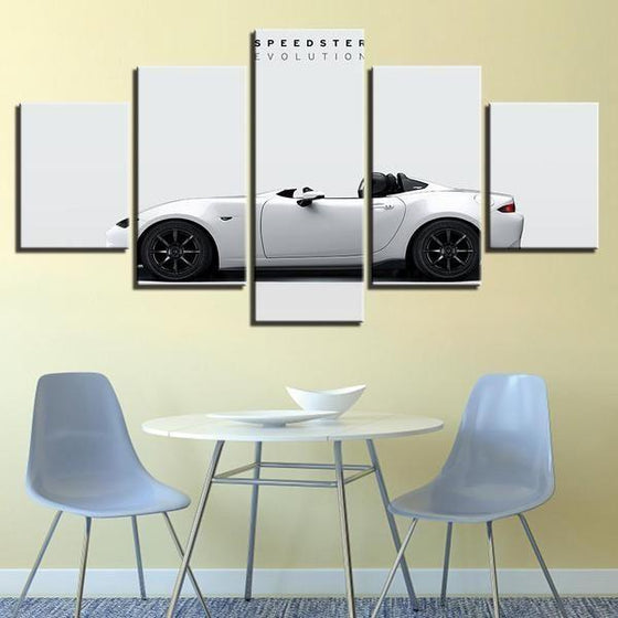 Cars Wall Art Canvases