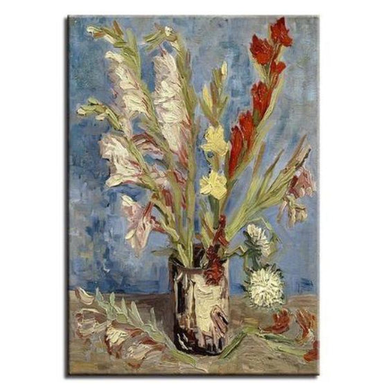 Center Piece Van Gogh Wall Art Canvas