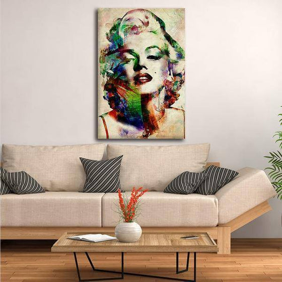 Charming Marilyn Monroe Wall Art Decor