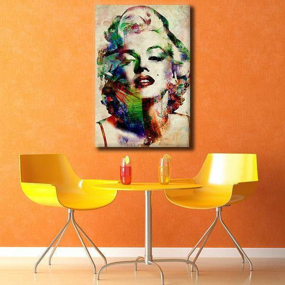 Charming Marilyn Monroe Wall Art Ideas