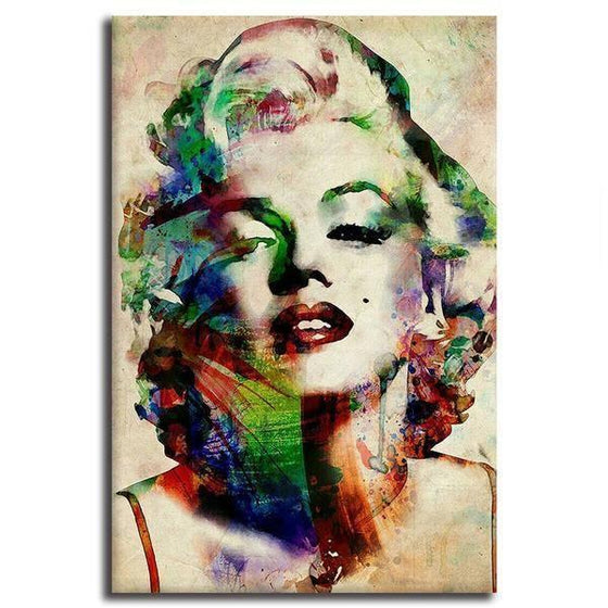 Charming Marilyn Monroe Wall Art