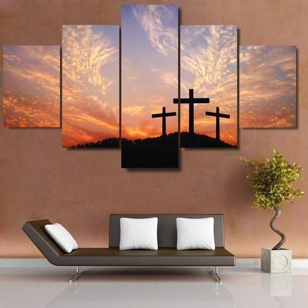 Children's Catholic Wall Art Decors
