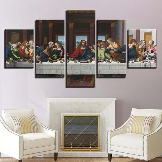 Christian Scripture Wall Art Canvases