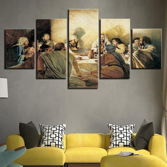 Christian Wall Art Canvases