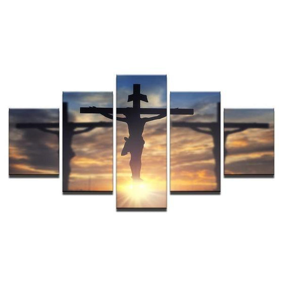 Christian Wall Art Decor Canvas