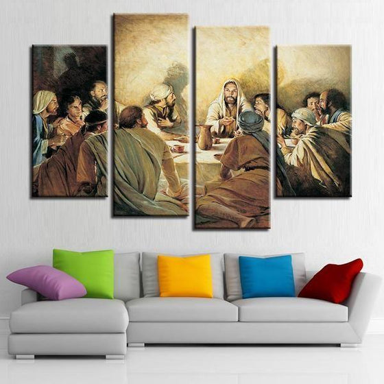 Christian Wall Art Pictures Canvas