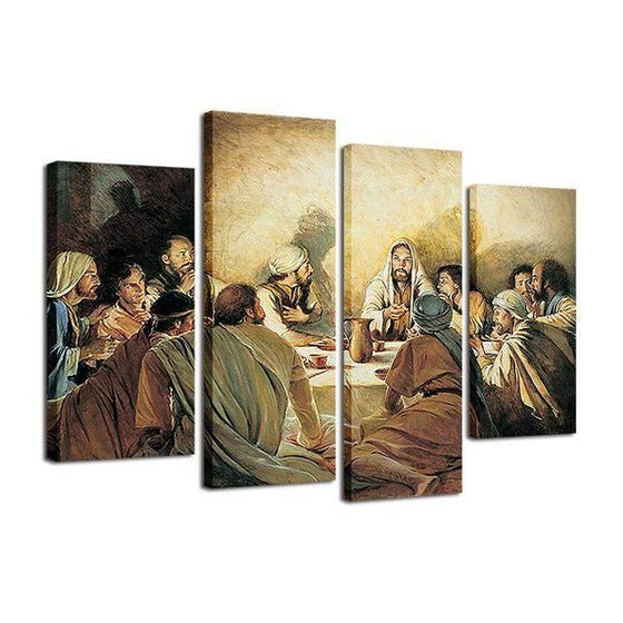 Christian Wall Art Pictures Print