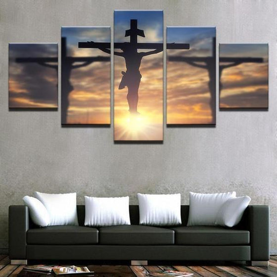 Christian Wall Art Wood Print