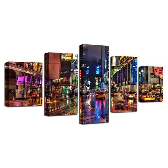 City Picture Wall Art Decors