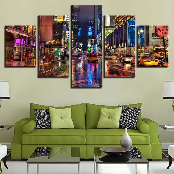 City Picture Wall Art