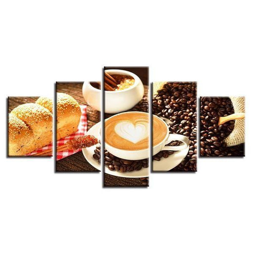 Coffee Inspired Wall Art Ideas
