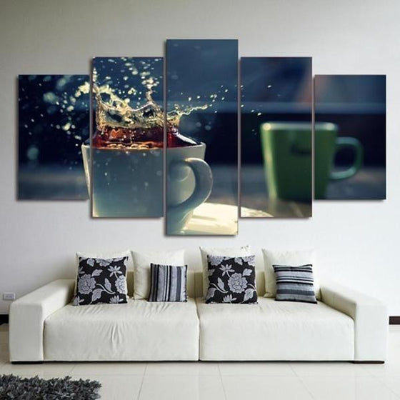 Coffee Wall Art Pictures Ideas