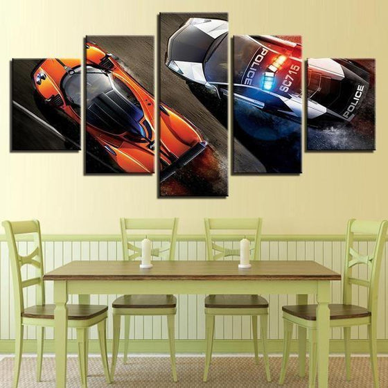 Cool Car Wall Art Canvas