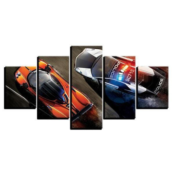 Cool Car Wall Art Decors