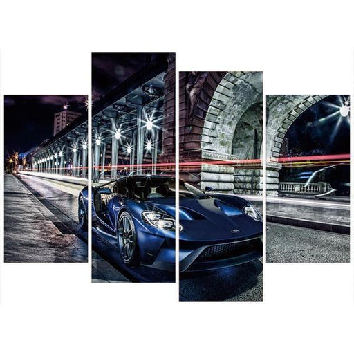 Cool Car Wall Art Print