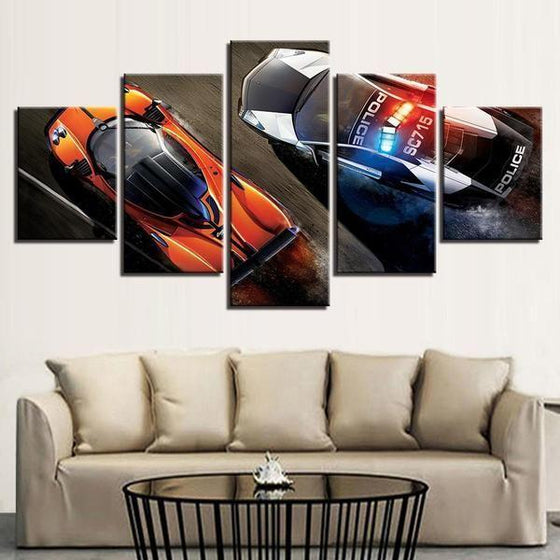 Cool Car Wall Art