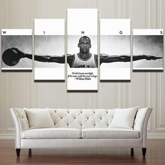 Cool Sports Themed Wall Art Canvas