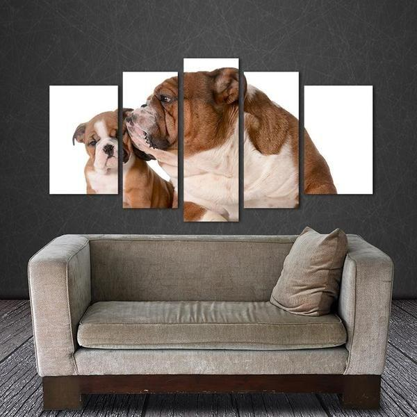 Dog Metal Wall Art Decors