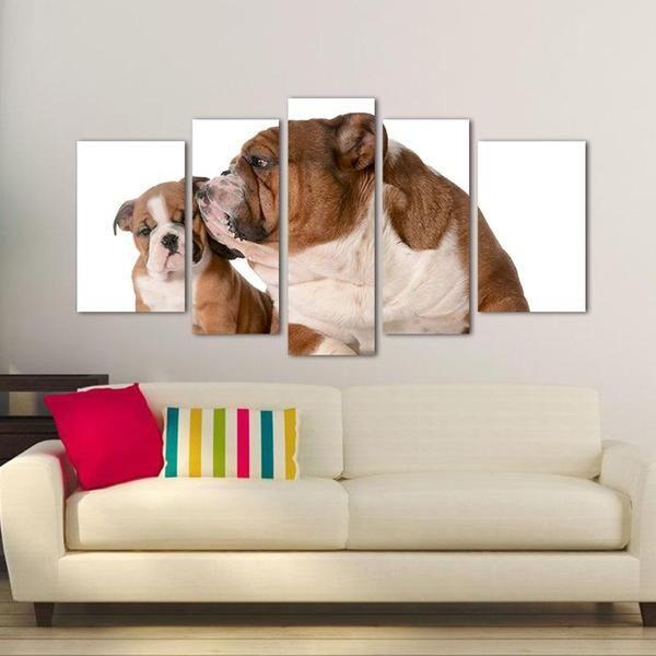 Dog Metal Wall Art Prints