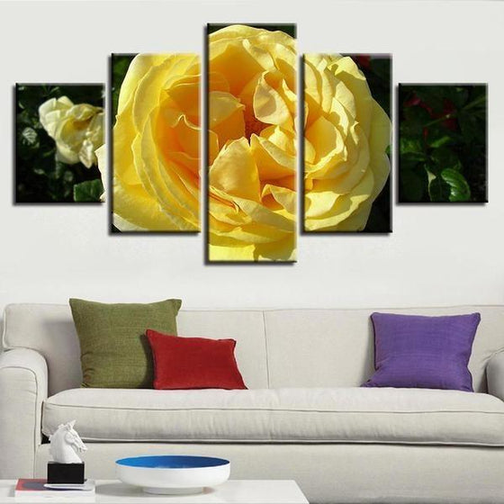 Flowers Framed Wall Art Canvases