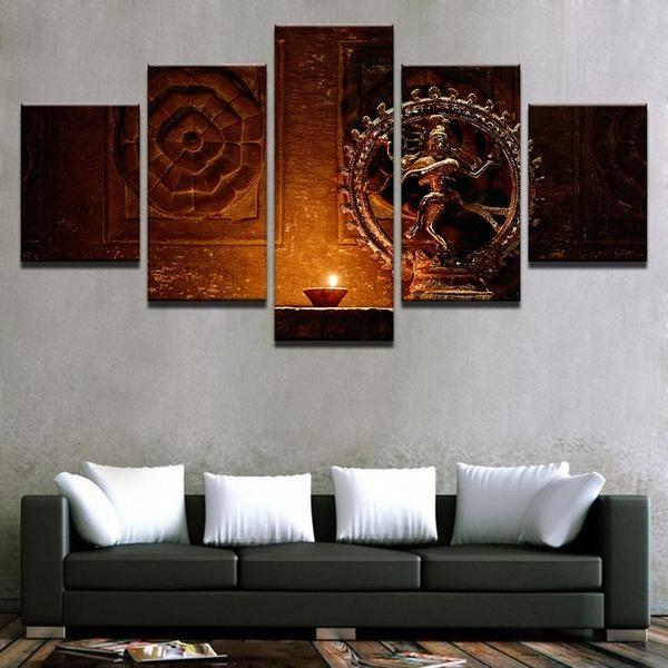 Hindu Wall Art Hanging Decors