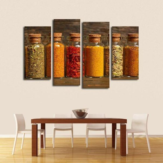 Kitchen Spice Wall Art Decors