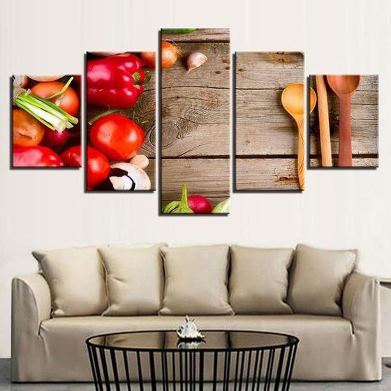 Kitchen Wall Art With Fruit Ideas