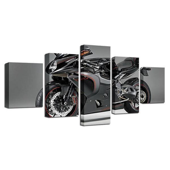Large Motorcycle Wall Art Decors
