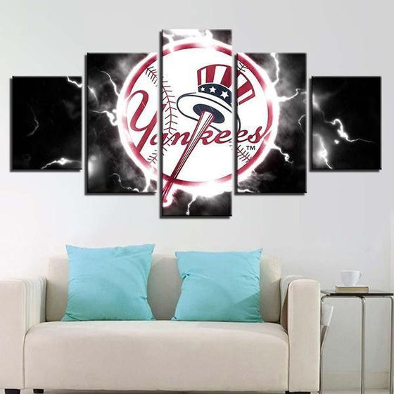 Large Sports Wall Art Canvas