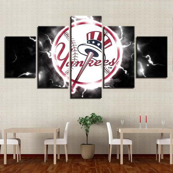 Large Sports Wall Art Canvases