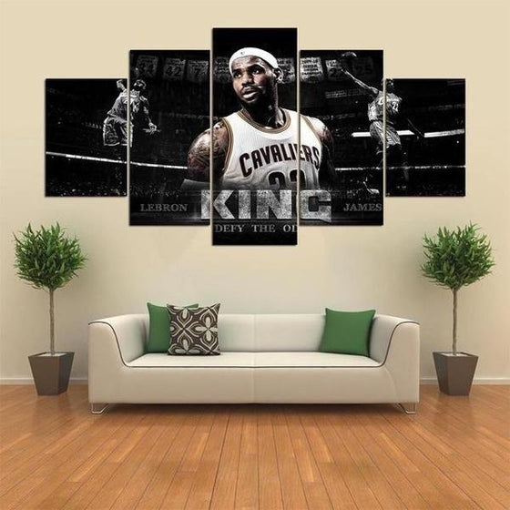 Large Sports Wall Art Print