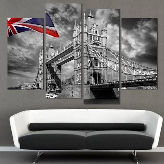 Large Wall Art Architectural Print