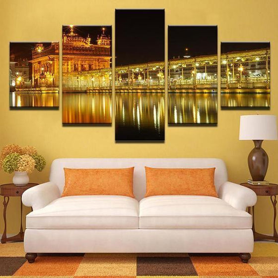 Large Wall Art Architectural