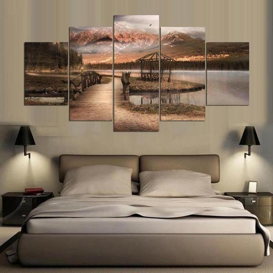 Large Wall Art Nature Decor