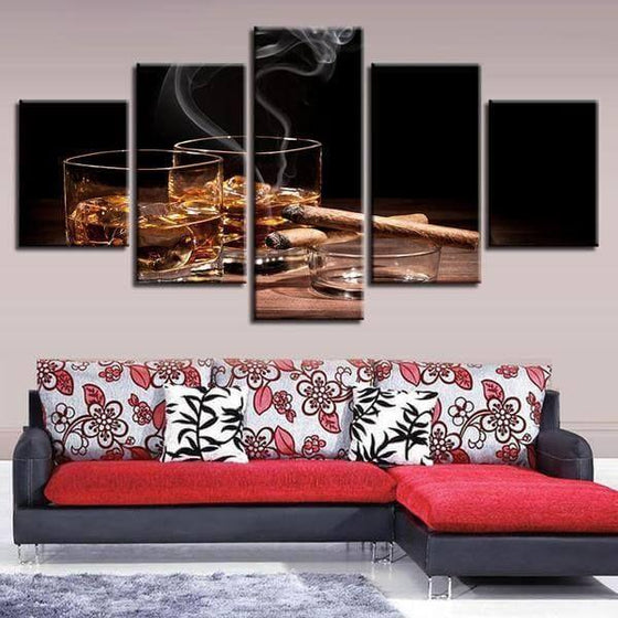 Liquor Wall Art Decors
