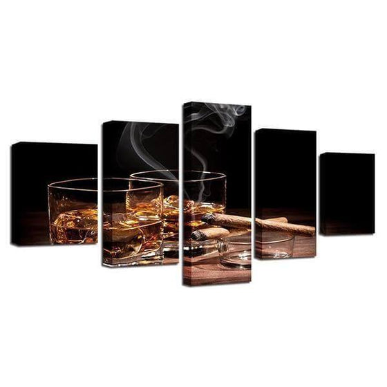 Liquor Wall Art Prints