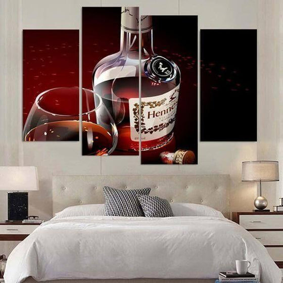Liquor Wall Art