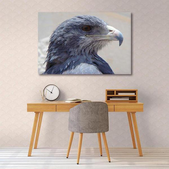 Magnificent Eagle Head Canvas Wall Art Decor
