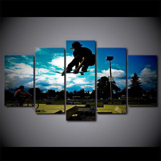 Metal Wall Art Sports Prints